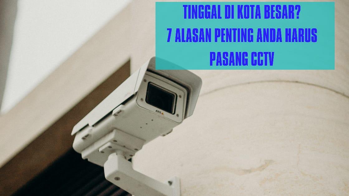 Jasa Pasang CCTV di Jakarta