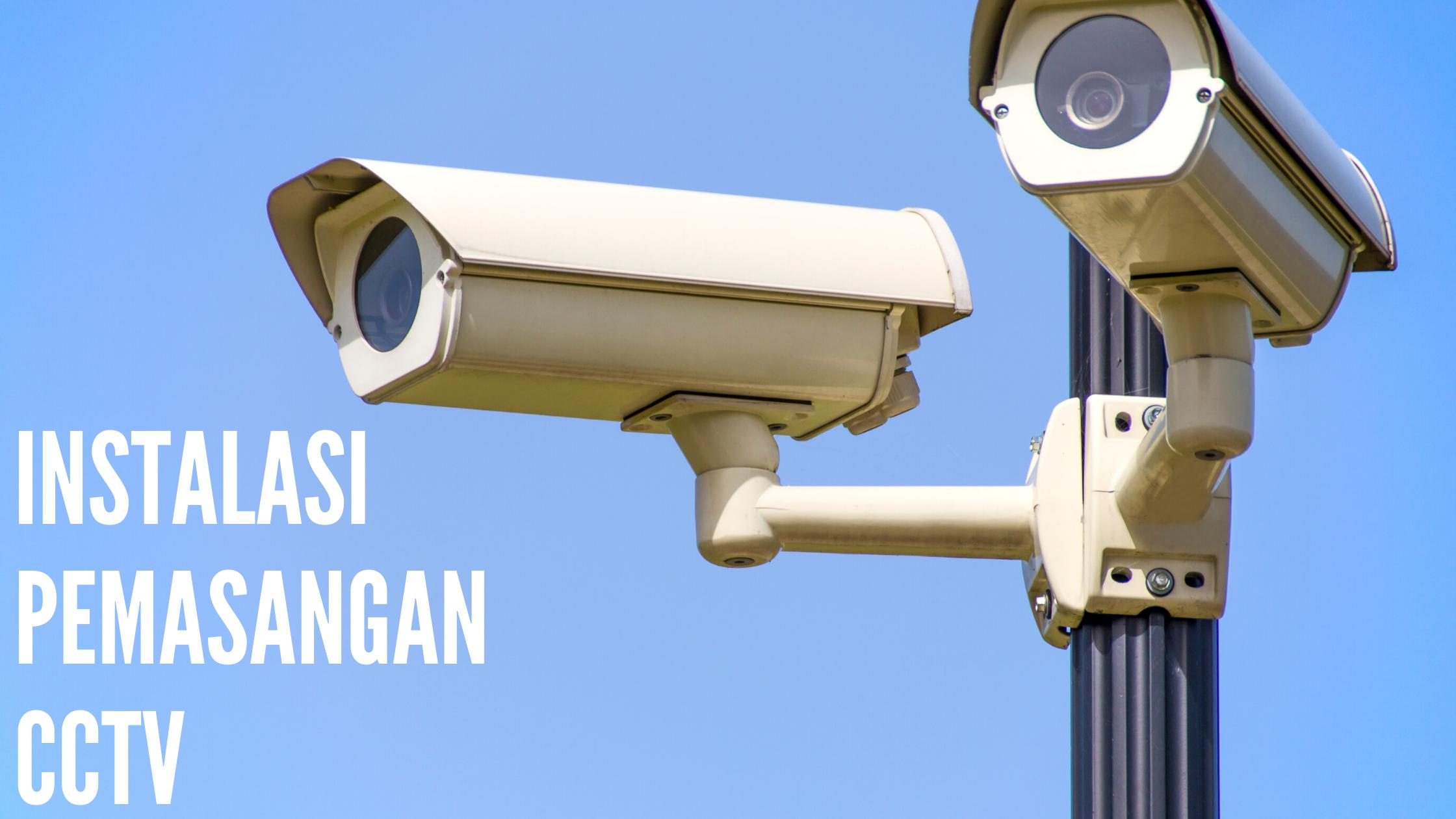 Pemasangan CCTV Jakarta