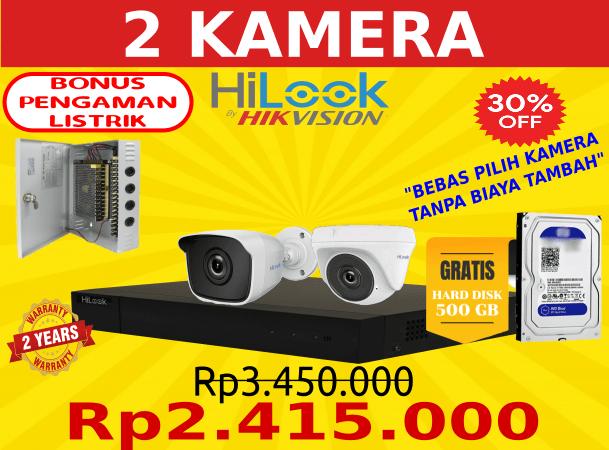 paket cctv 2 kamera Hilook min - BERANDA