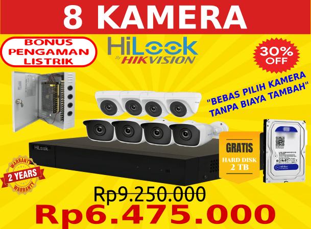 paket cctv 8 kamera Hilook min - BERANDA
