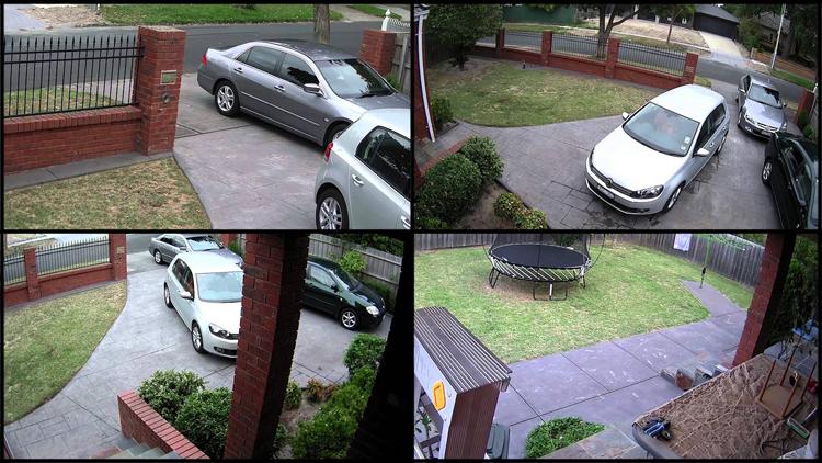 cctv monitors - Berniat Untuk Pasang Kamera CCTV Di Rumah? Wajib Ketahui Tips Ini!